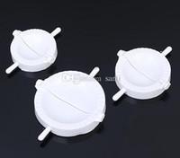 Wholesale Press Ceramic - New Arrive 3pcs lot Press Ravioli Dough Pastry Pie Dumpling Maker Gyoza Empanada Mold Mould Tool 3 Size Easy Eco Friendly Dumpling Mould