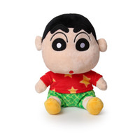 Wholesale Shin Chan Toys - Foreign trade new cute Crayon Shin-chan small new baby doll toy cute with creative birthday gift doll