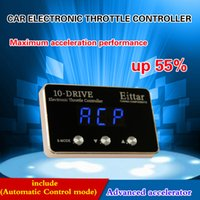 Wholesale Eittar car THROTTLE CONTROLLER BOOSTER FOR SUZUKI SX4 ALL ENGINES