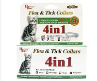 Wholesale Healthy Cat Collars Harley Baby Flea Repellent Collars Cat Health Supplies