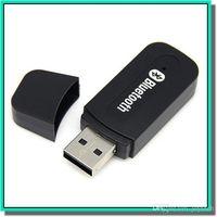 cadeaux de musique chine achat en gros de-Chine gros USB récepteur de musique bluetooth cadeau sans fil bluetooth Bluetooth adaptateur récepteur audio prix usine DHL navire libre