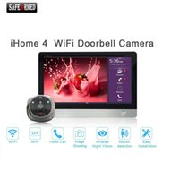 WiFi Digital Peephole Door Viewer - Willful 7