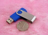 Wholesale swivel usb memory pen drive - for 2017 new DHL 128GB USB 2.0 Swivel USB Flash Drives Pen Drives Memory Stick U Disk Plastic Swivel USB Sticks