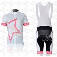 Wholesale Reasonable Price Jersey S - 2015 white Monton cycling jersey women short sleeves bib cycling jersey reasonable price bib shorts Bicycle new Bike Team jerseys