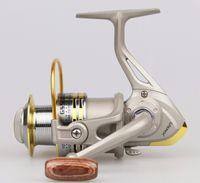 Wholesale Fishing Aluminum Spools - Wholesale-New S-Fishing Reels YOMORES aluminum spool spinning reel 8BB GS1000 - 7000 series fishing reels saltwater fish ratio 5.5:1
