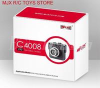 mjx cámara aérea al por mayor-Cámara MJX C4008 FPV 720P en tiempo real con antena WIFI para X101 X102 X103 X600 X400 RC Drone Airplane Camera