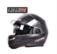 Wholesale Ls2 Helmet Open Face - 2015 High-end multifunccombination helmet LS2 FF393 undrape face motorcycle helmet half face helmet moto racing Cherish the limited edition