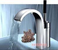 Wholesale Rustic Ceramic Plates - Chrome plated copper basin rustic counter basin single hole single handle faucet
