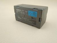 batería para estación total al por mayor-Freeshipping Sokkia Style Battery BDC70 para Topcon ES CX FX Set x Series Total Station