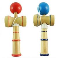 brinquedos educativos vintage venda por atacado-Brinquedos Vintage Habilidades Brinquedo Brinquedos Vintage Hot Crianças habilidades com bola de brinquedo crianças de madeira educacionais e clássicos brinquedos tradicionais