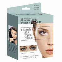Wholesale Dream Look Instant Eye Lift - New Released Dream Look Instant Eye Lift Instantly Lifts Upper Eyelids Upper Eyelids Salon Shoppe Eye Lift Free DHL