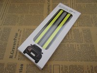 Top AAAA 6W 17 centimetri Nero Shell Daytime Running Light 100% impermeabile LED COB Day time auto DRL guida lampada