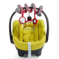 Wholesale-Baby Cute Toys Spiral Activity Bed Passeggino Set Toy Crib Hanging Bell Rattle N01