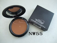 Wholesale Fix Cream - Makeup Powder Face Cream Fix Face Powder Foundation Powder 15g NW20,NW30,NW35,NW40,NW42,NW43,NW45,NW50,NW55,NW58