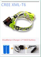 Wholesale Head Torch Lumens - Drop shipping High Power 800 Lumens 5 Modes Outdoor Camping Fishling Hiking Coal Miner Zoomable Focusable LED Head Lamp Torch Flashlight