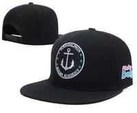 Wholesale Pink Dolphin Snapback Brims - HOT NEW Pink Dolphin Snapbacks Unisex hip-hop hats Unkut Wings Snapback adjustable flat brim hat Monster, For men women Drop shipping