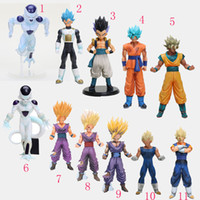 Dragons Chiffres 18 D'action Pas Cher-18-30cm Japon Dragon Ball Dragon Dragon Z / Kai Gashapon Dolls Figurine d'action SP-3 Frieza / Freeza (forme finale) modèle jouets