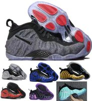 Wholesale Penny Size - Sale Air Basketball Shoes Sneakers Men's Women Blue Man One Pro Sports Shoes Pearl Penny Hardaway Shoes Size:5.5-13