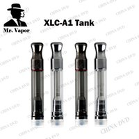 Wholesale a1 vapors - Original Bud Touch XLC-A1 Atomizer Oil Vaporizer O Pen Tanks with 1.8ohm Single Coil Vs WAX Glass Globe CE3 Vapor