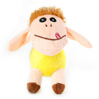 Wholesale Cute Toys For Dogs - Plush Dog Toy Medium Squeak Chew Pet Toy Cute Sheep Puppy Dog Cat TOY for Sale