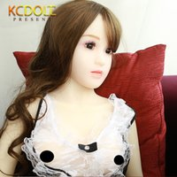Wholesale 168cm Doll - KCDOLL 168CM TOP High quality silicone sex dolls,sex robot dolls, big ass japanese silicone sex dolls,love doll, Oral Sex