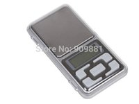 Wholesale Cell Phone Digital Scales - 500g * 0.1g LCD Digital Kitchen Pocket Scale Mini Cell Phone Jewelry Food Diet Electronic Scales Cooking Tools Weight Balance 10pcs lot