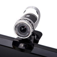 Wholesale 12m Camera - Webcam USB 12 Megapixel 360 Degrees USB 12M HD Camera Web Cam Clip-on Digital Video Webcamera with Microphone MIC for Computer PC Laptop