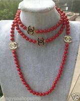 f897674fb464 hermosos anillos rojos al por mayor-2016 hot buy pearl jade pulsera anillo  pendiente collar