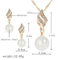 Wholesale Pearl Bubble Bib Necklace - New Statement Choker Necklace Fashion Crystal Necklace Austrian Crystal Bubble Bib Statement Necklace Pendant 1.1cm