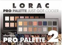 Wholesale Dark Shadows Makeup - Mega LORAC PRO 32 Color Eye Shadow Palette Blush Eyeshadow Makeup Cosmetic Palette Makeup Freeshipping by DHL
