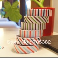 Wholesale Lovely Fabric Tape - DIY Fabric Tapes,printed decoration tape,DIY free shipping,lovely stationery(SS-503)