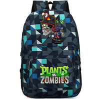 Wholesale Pirate Parrot - Pirate boss backpack Plants vs Zombies school bag Parrot PVZ daypack Hot schoolbag New game play day pack