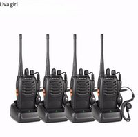 8 stücke Tragbare Walkie Talkie Retevis H777 16CH UHF Amateurfunk Hf Transceiver 2 Way cb Radio Communicator Walk Talk Walkie-Talkie
