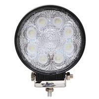 Wholesale Wholesale Used Trucks - 10PCS 4 INCH 24W LED WORK LIGHT ,FOG LAMP, FOR OFF ROAD USE ,4WD,TRUCK ,MOTORCYCLE HEADLIGHT