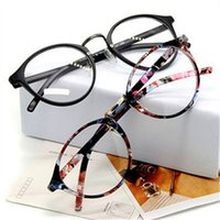Wholesale Wholesale Brand Optical - Wholesale-Optical Glasses Frame Lindberg Glasses With Clear Glass Brand Round Men Women Clear Fashion Transparent Glasses Women's Frames