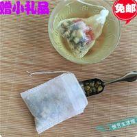 Wholesale Shipping Plastic Woven Bags - Shipping 100 8*10 pumping line tea bag tea bag non-woven bags empty bags of medicine decocting tea