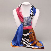 Wholesale Women S Silk Scarves Square - [SUMEIKE] Horse Scarf Women Fashion Brand Summer Style Silk Scarf Square Shawls Ladies Gift S-103