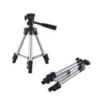 Wholesale Tripod Stand Lamps - Outdoor Fishing Lamp Bracket Universal Portable Camera Accessories Telescopic Mini Lightweight Tripod Stand Hold Wholesale
