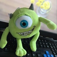 Wholesale Mike Plush - Mike Monsters University Monster Mike Wazowski Plush Toys Monsters Inc plush Toys For Best gift