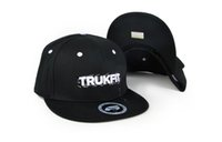 Wholesale Trukfit Hats For Free - New Trukfit snapback caps hats for men women bones swag summer hat blank TRUCK baseball cap hip hop boy famous gorras