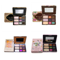 Wholesale Eye Shadow Cute - EPACK New Makeup Eyes Peanut Butter And Jelly Cat Eye  Totally Cute  Sugar Pop Eye Shadow Palette Collection 9 Colors Eyeshadow