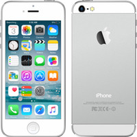 "Wholesale Iphones Cell - Original Apple iPhone 5 Unlocked Cell iPhone 16GB 32GB ROM 1GB RAM Dual-core 1GHz IOS 8 8MP 1080P 4.0""IPS 3G WCDMA Brand iPhones"