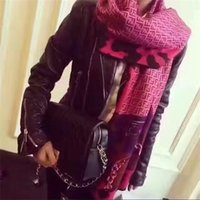 Wholesale Soft Leopard Print Scarfs - Fashionable and high-grade printed female cashmere scarf comfortable soft warm autumn and winter season is the favorite pattern leopard prin