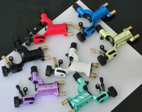 Wholesale Dragonfly Inks - Dragonfly Rotary Tattoo Motor Machines Gun Liner & Shader For Tattoo Kits Tube Ink Needles Hot Supply
