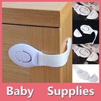 Wholesale Ship Cupboard - Free Shipping Child Children Infant Baby Kids Drawer Door Cabinet Cupboard Toddler Safety Lock Kid Care