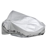 Wholesale Waterproof Covers For Bicycles - Outdoor Scooter Bike Motorcycle Rain Dust Cover Waterproof Protector for Bike Bicycle Cycling Cover New Arrival Bicycle Accessory 2505052