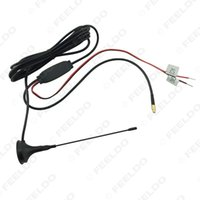 Wholesale Digital Amplifier Active - 20pcs lot MCX Connector Active Aerial with Built-in Amplifier for Car Auto Digital TV,guarantee quality