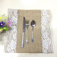 Wholesale Wedding Decoration Buy - Classical style Lace Linen Table Runner,30*180cm Wedding decorations Table Runner,elcome to buy,free shipping