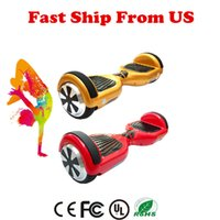 Smart Balance Wheel 6.5 polegadas Hoveboard Scooters Electric Hover Board Balance 6.5 '' Multicolor US Stock On Sale Drop Shipping