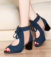 Wholesale Moolecole Sandals - Moolecole 2016 new arrival high-heeled shoes fashion vintage pumps,ladys sexy sandals for women, free shippingsize35-39